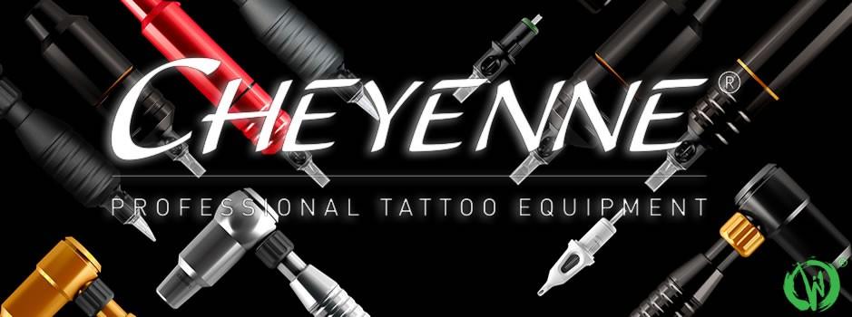 CHEYENNE Tattoo